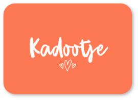Minikaart Kadootje