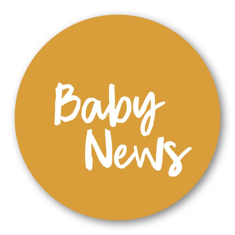 Sticker Baby News
