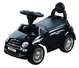 Loopauto Fiat 500 Zwart