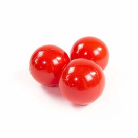 Rood - ballenbak ballen