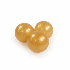 Goud - ballenbak ballen