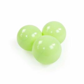 Licht Groen - ballenbak ballen