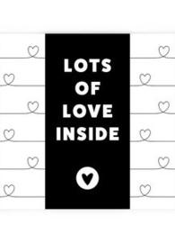 Lots of love inside - Chocoladewens