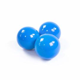 Blauw - ballenbak ballen