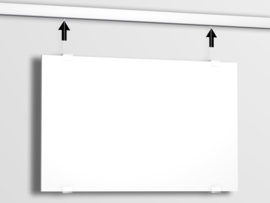 Newly Panel Display set 10kg/22lbs 7070.300