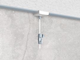 Newly Ceilinghanger set 200cm/6,5 feet 5kg/11lbs 7040.200