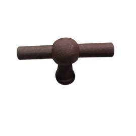 T-knop cross/XL-br