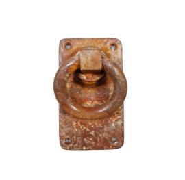 deurklink ring pull/s-br