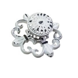 metalen knop french/W-rd