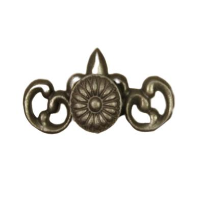 metalen knop french/N-ov
