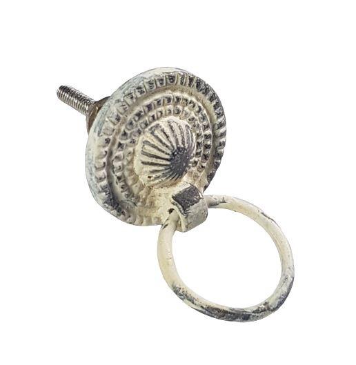 ring pull/ RD-antiek wit