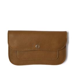 KC - Wallet Flash Forward cognac used look