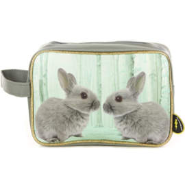 KU - Toilettas Bunnies (TT042)