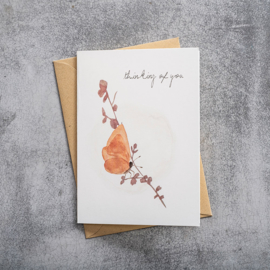 BS - Greeting Card Butterfly (GC0033)