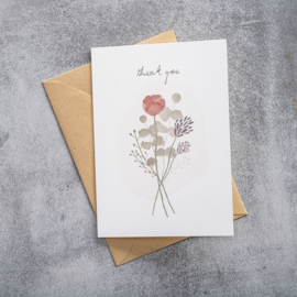 BS - Greeting Card Flowers (GC0037)