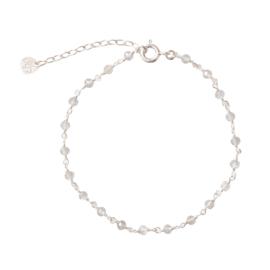 BS - Harmony Labradorite Silver Bracelet (AW23399)