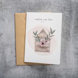 BS - Greeting Card Love (GC0036)