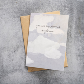 BS  - Greeting Card Clouds (GC0022)
