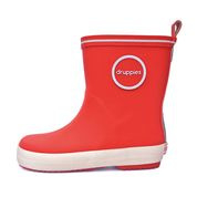 Druppies - Fashion Boot  - Vuurrood