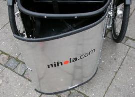 Aluminium deur in Nihola Family