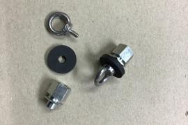 kleine onderdelen fietsaanhangers en transportbakken