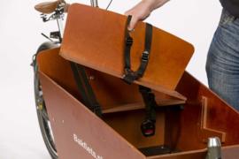 Extra bankje voor Bakfiets.nl Cargobike Long