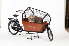 hondenbench voor de Bakfiets.nl Cargobike Long