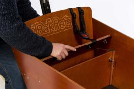 kastje onder de bank voor Bakfiets.nl Cargobike Long