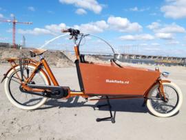 Bakfiets.nl Cargobike Cruiser-Classic Long Steps
