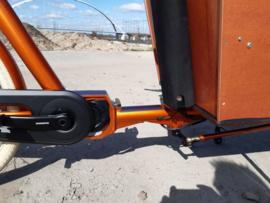 Bakfiets.nl Cargobike Cruiser Long Steps