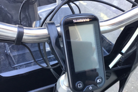 Shimano display e6100