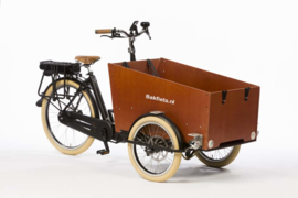 Bakfiets.nl Cargotrike Cruiser, Classic Wide Steps