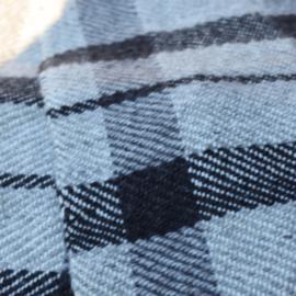 omslag doek  grijs ijslandse wol