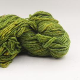 Getwijnde geel groen gemêleerd