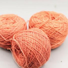 Weefgaren  roze/zalm 445