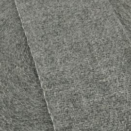 Beenwindsels vissengraat grijs  1,7 meter