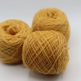 Weefgaren  pastel oranje   471