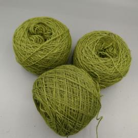 Weefgaren  groen 413