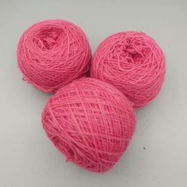 Weefgaren  roze 409