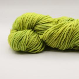 Viltwol 1/1  zacht groen