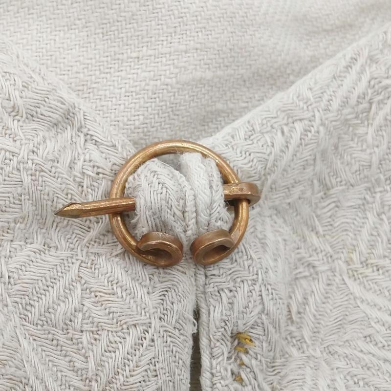 Fibula brons 2 cm