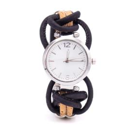 Armbandhorloge 'Black'