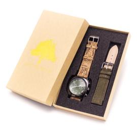 Horloge 'Duo Robuust'