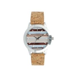 Horloge 'Kleurig'