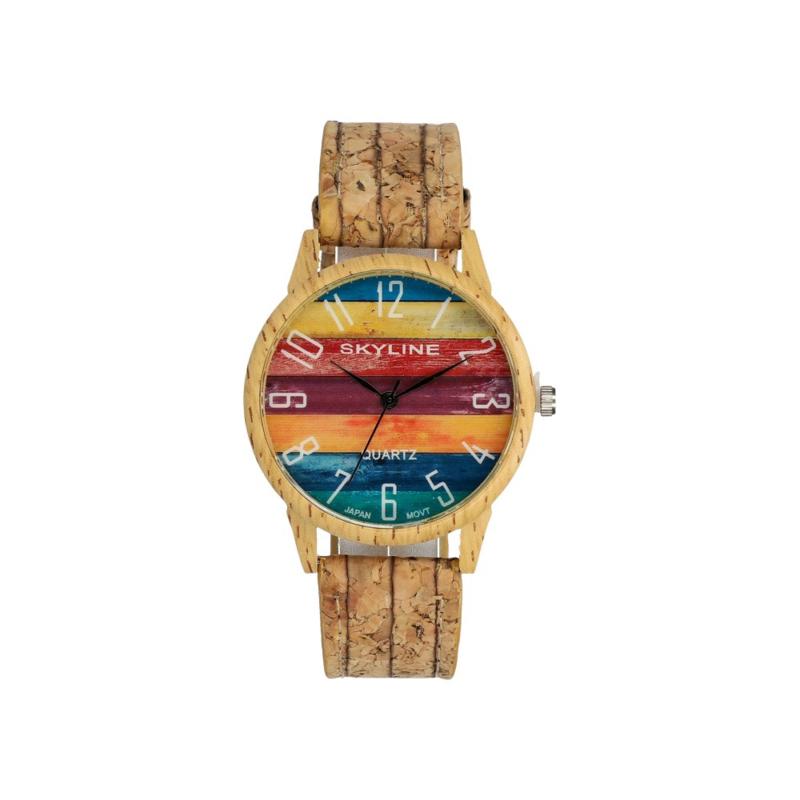 Horloge 'Rainbow'