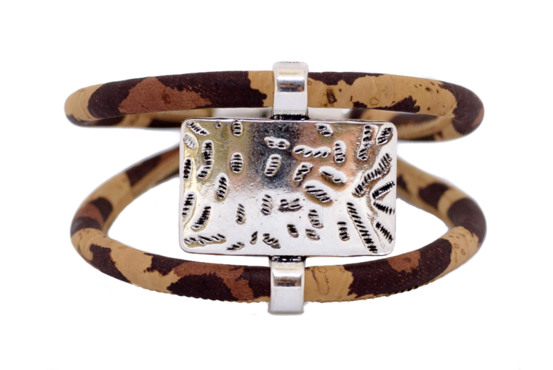 Armband 'Luipaard Extra'