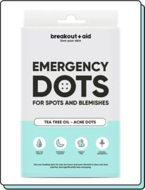 Emergency Dots Tea Tree