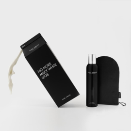 NO MORE MILKY LEGS - natural tanning spray + Gratis Glove