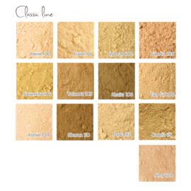 Loose mineral foundations - Kerrie 10gr
