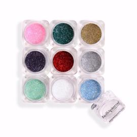 9 Stack: Glamourous Glitter